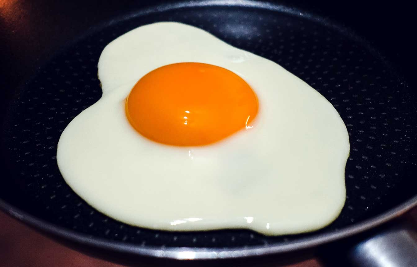 The egg contains sodium chloride and a large amount of glutamic acid. These two ingredients are born with sodium glutamate after heating, which has a pure flavour