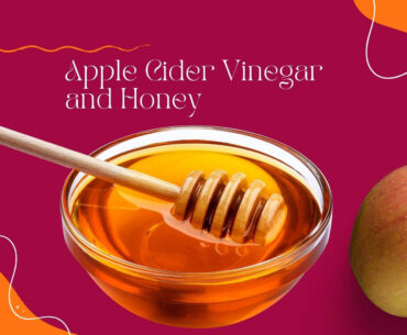 apple cider vinegar and honey drink