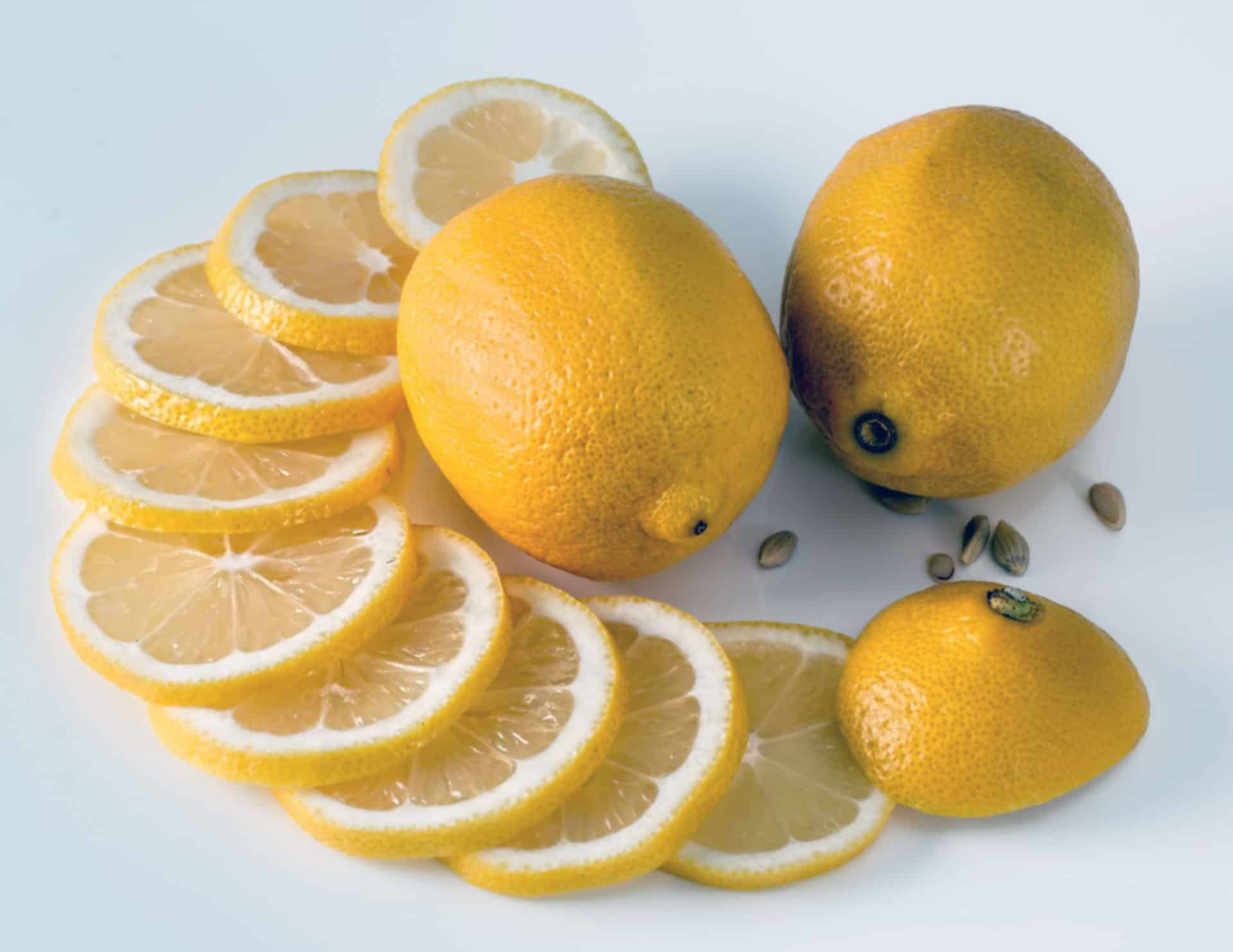 The special functions of lemon for elegance