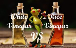 White vinegar vs rice vinegar – Which is better?