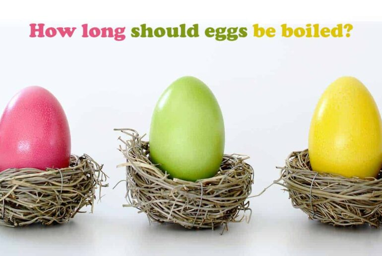There are many ways to boil eggs. Such as boiled in water, boiled in soup, boiled in the shell, and boiled naked.