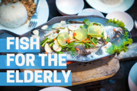 Valuable benefits of eating fish for the elderly 4