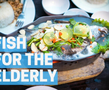 Valuable benefits of eating fish for the elderly 1