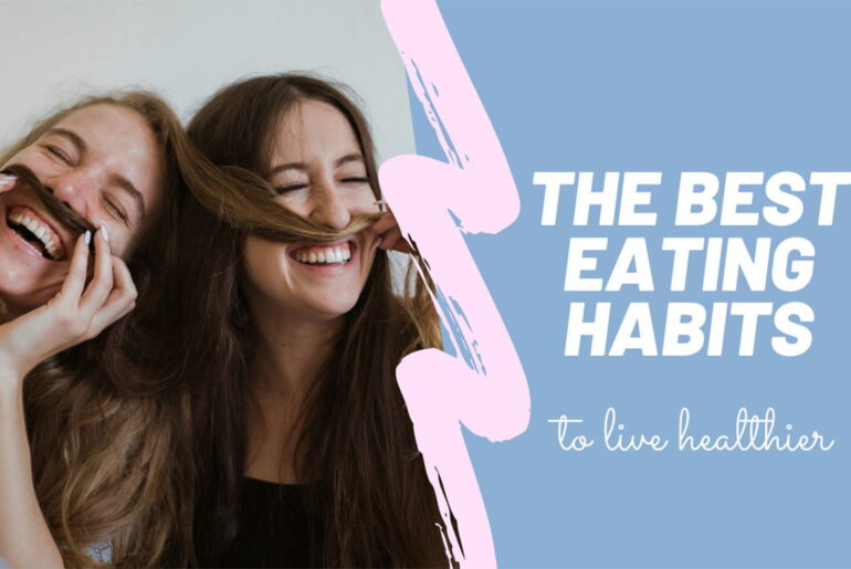 Want to live healthier? follow these eating habits 1